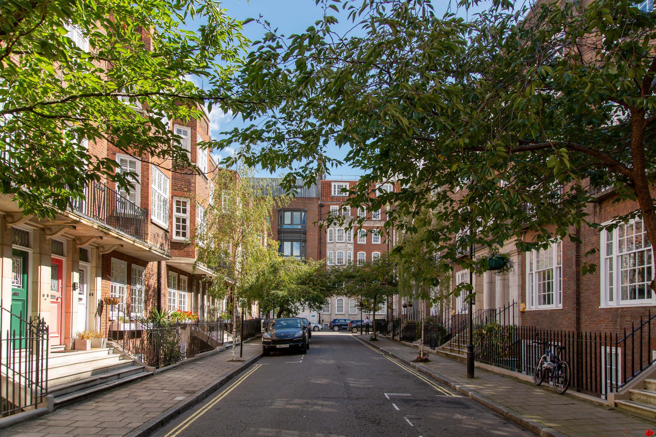 De Walden Sreet, Marylebone, W1G