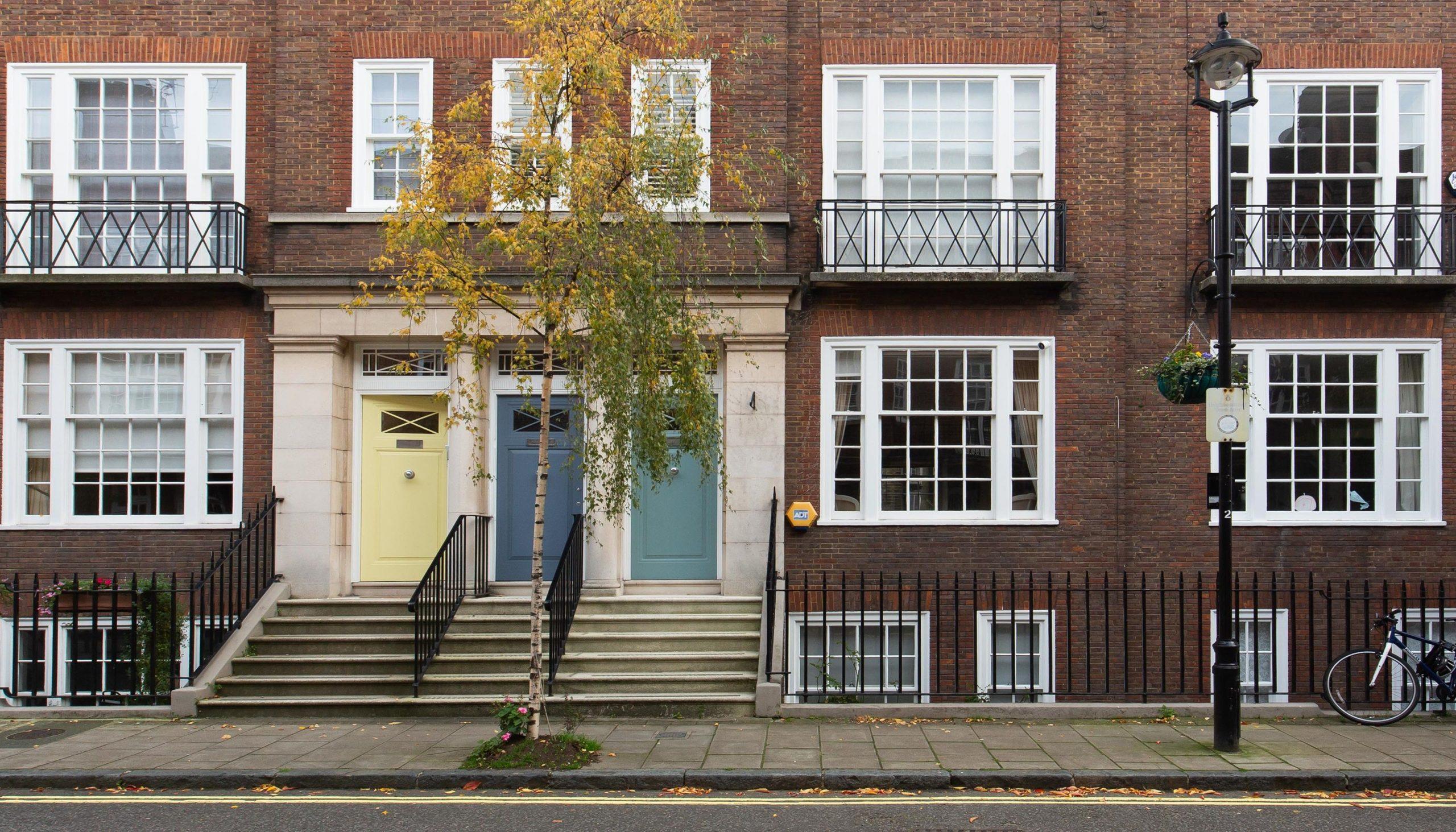 De Walden Street, Marylebone. W1G